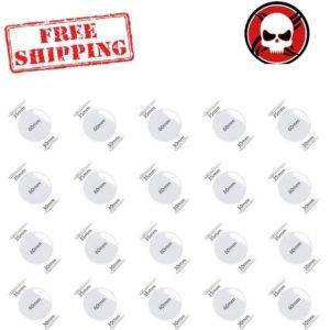 20Pcs 60mm Flying Stems Base warhammer Gaming miniatures wargame 60mm