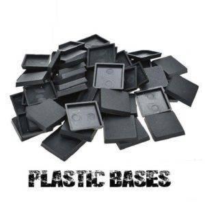 PLASTIC WARGAME BASE