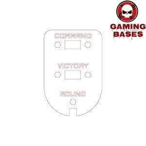 GamingBases- Wound Counter/Tracker/Dial/Marker command points-1 set 20mm-00-99 color: Black|DarkBlue|fluoDarkorange|fluoGreen|fluoOrange|fluoRed|fluoYellow|FruitGreen|Green|Grey|LightBlue|RandomColor|Red|TransparentDarkBlue|TransparentGlass|TransparentGreen|TransparentGrey|TransparentLakeBlue|TransparentLightBlue|TransparentOrange|TransparentPuple|TransparentRed|TransparentYellow|TranspMoreLightBlue|Yellow